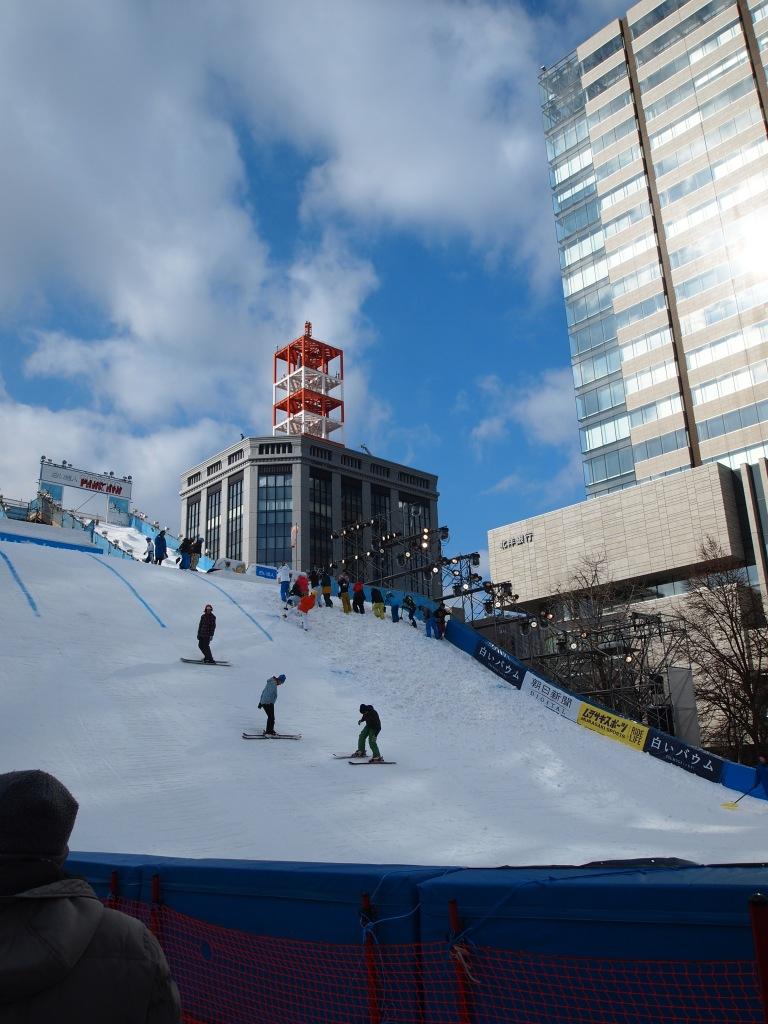 Sapporo Snow Festival 2015